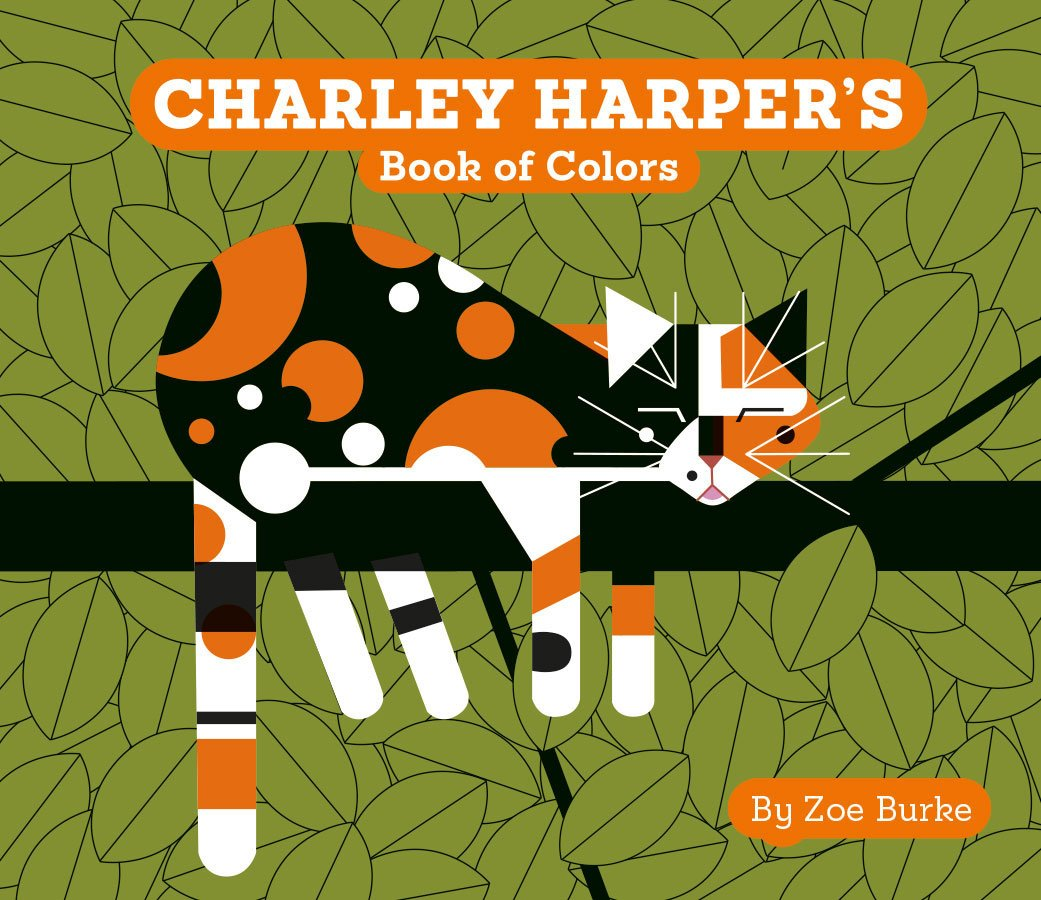 Amazon.com: Charley Harper\'s Book of Colors (Charley Harper Board ...