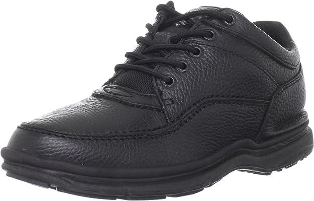 1. Rockport Men's World Tour Walking Shoes