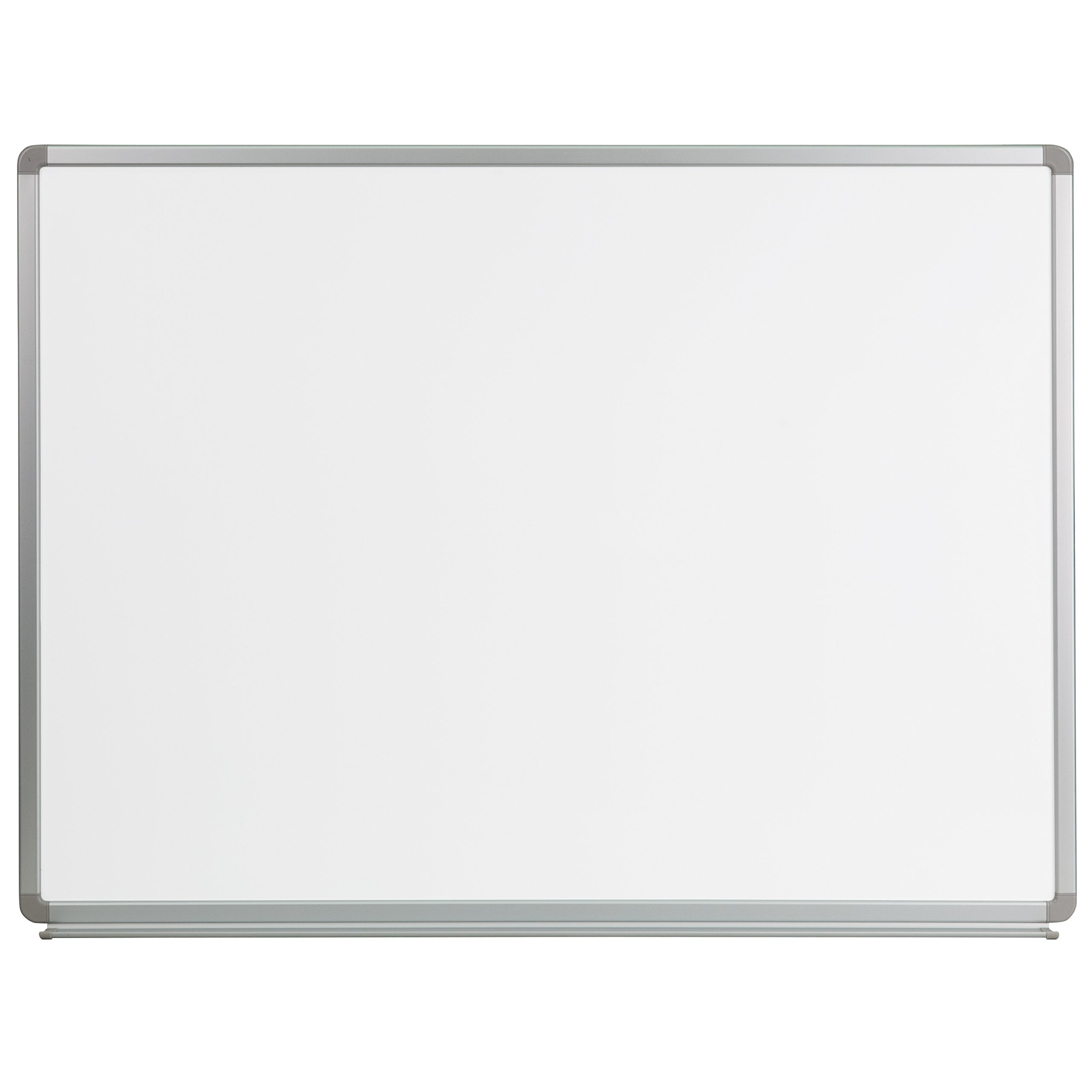 Flash Furniture 4' W x 3' H Magnetic Marker Board