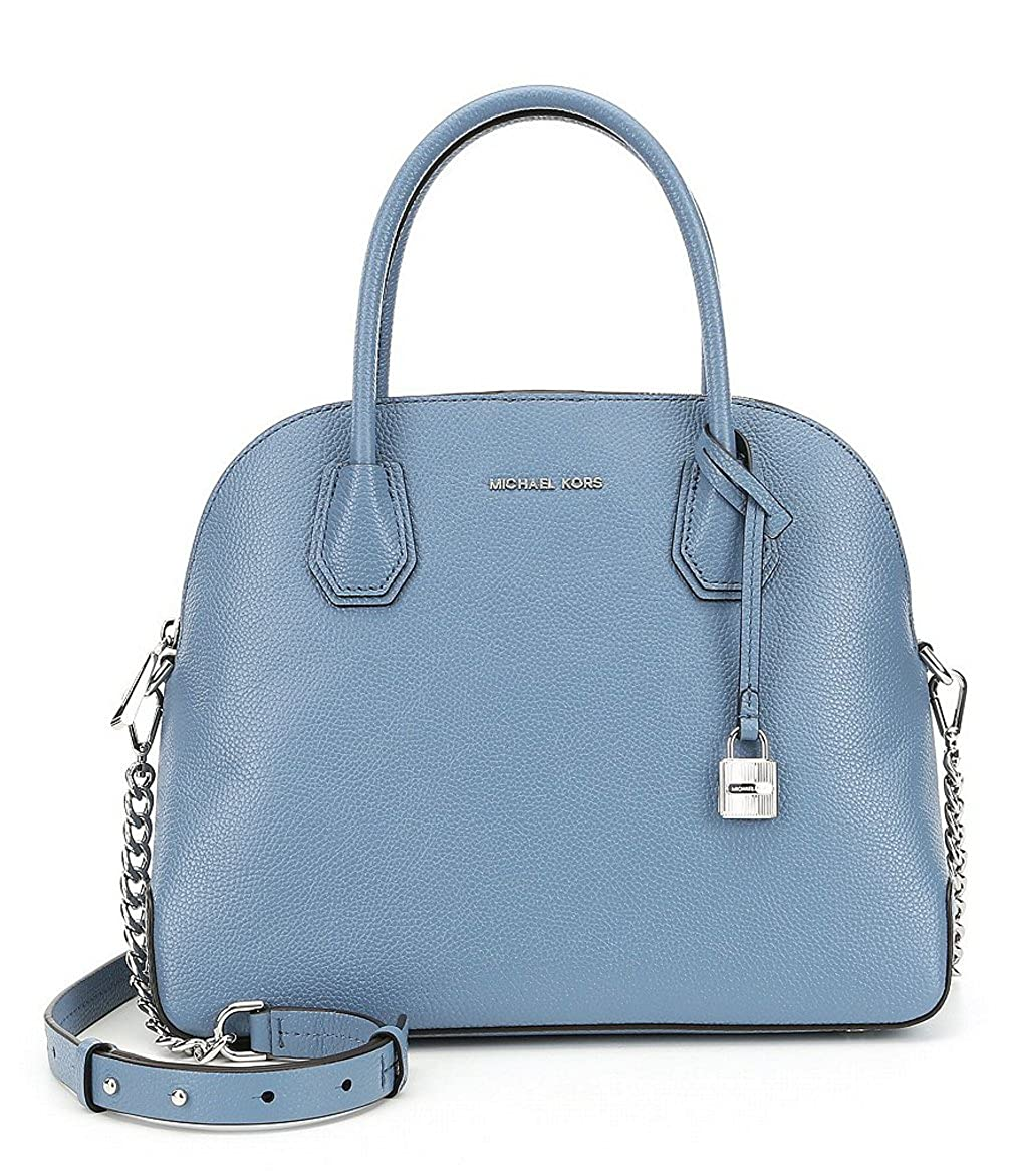 98d3d6472a64 MICHAEL Michael Kors Studio Mercer Large Dome Satchel: Handbags: Amazon.com
