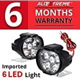AllExtreme 6 LED Fog Light (Set of 2)