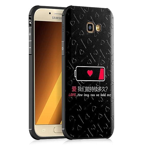 Amazon com: Samsung Galaxy A7 (2017) A720 Case,DealMaster
