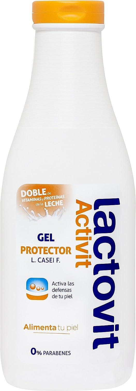 Lactovit Activit Gel de Baño - 600 ml
