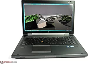 HP EliteBook 8770w DreamColor 17.3 LED Notebook Mobile Workstation Notebook PC Core i7 3820QM 2.7Ghz 16GB DDR3 500GB HDD DVD-Writer Nvidia K4000M Bluetooth Windows 7 Professional