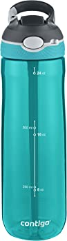 Contigo Autospout Ashland 24 oz Water Bottle (Scuba or Sangria)