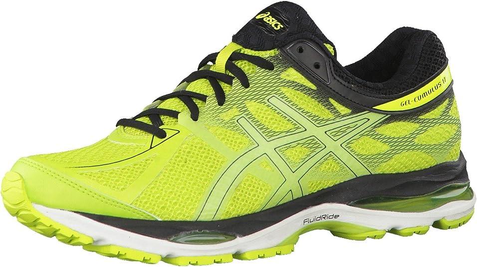 ASICS Gel-Cumulus 17 Lite-Show AW15 - Zapatillas de running, color Verde, talla 40 EU: Amazon.es: Zapatos y complementos