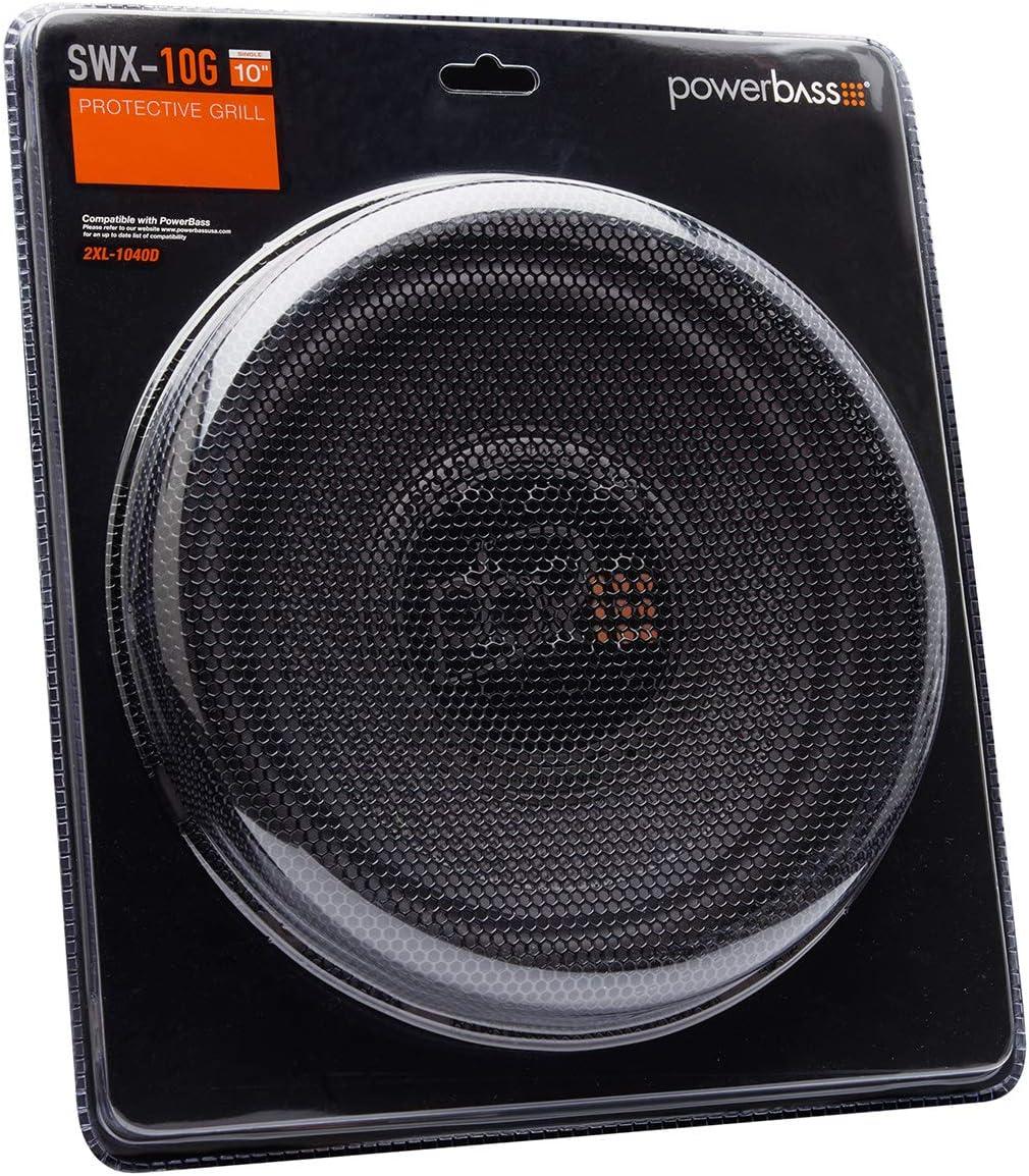 PowerBass 2XL 6.5 3-Way Component Speaker Kit