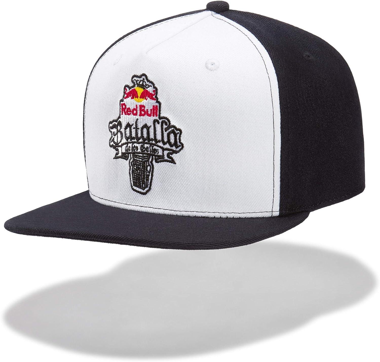 Red Bull Batalla Gorra, Negro Unisexo Talla única Cap, Batalla de ...