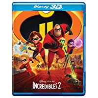 The Incredibles 2 (3D)