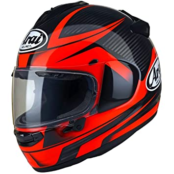 Casco Moto integral Arai chaser-x Tough M rojo