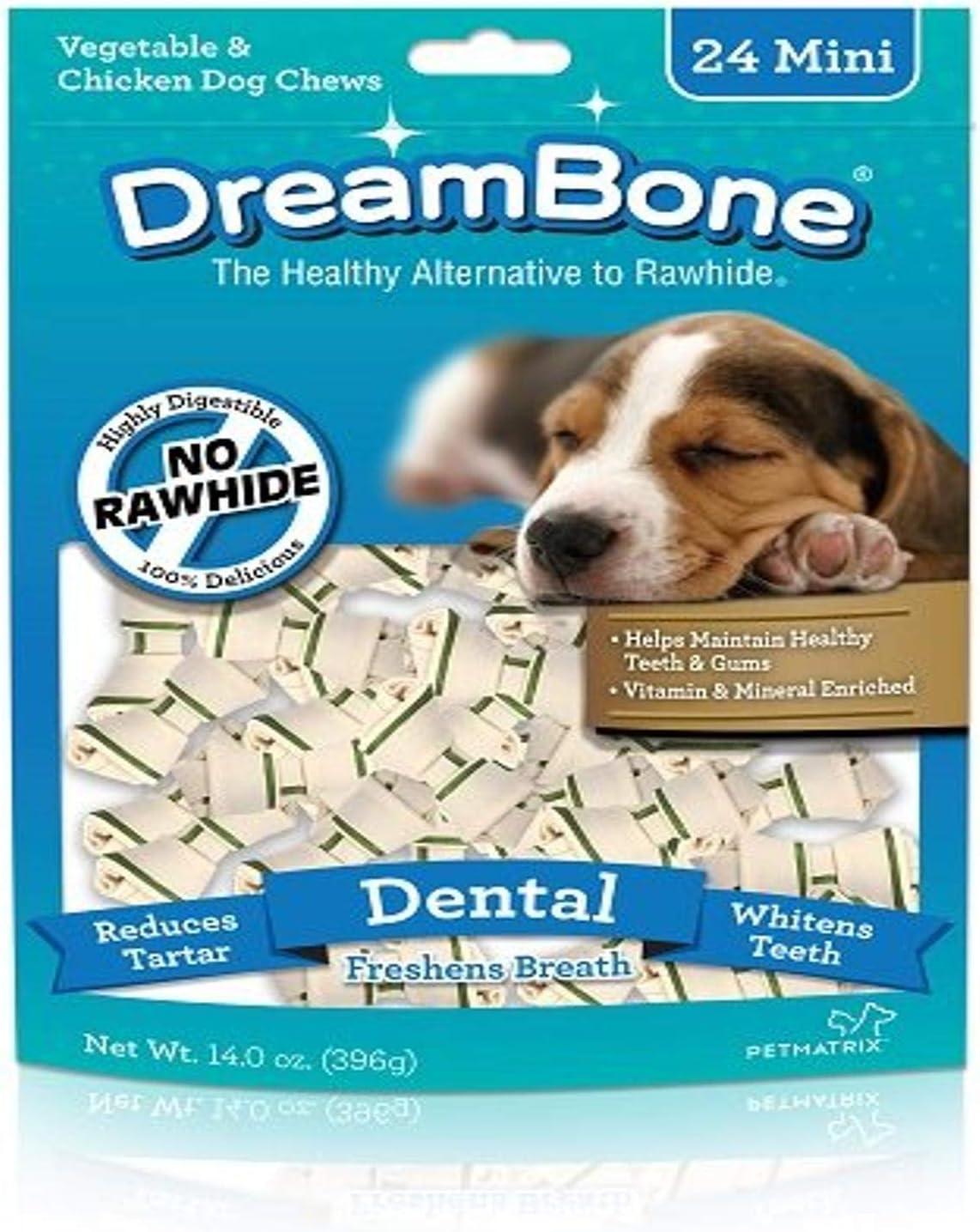 DreamBone Dental Dog Chew