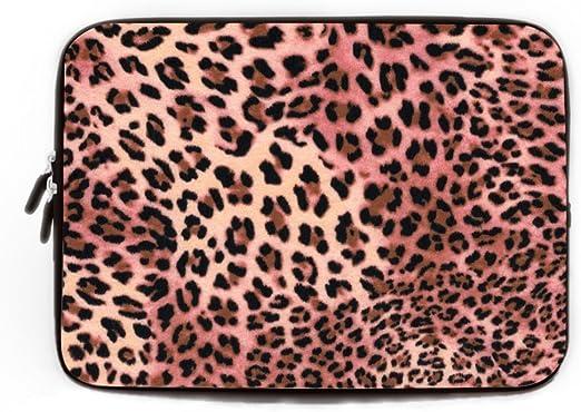 Stylish Laptop Sleeve Mandala Pattern Animal Tarot Tiger 3D Print Notebook Protective Case Cover Anti-Scratch Neoprene Notebook Sleeve for Boyfriend Girlfriend White 17inch