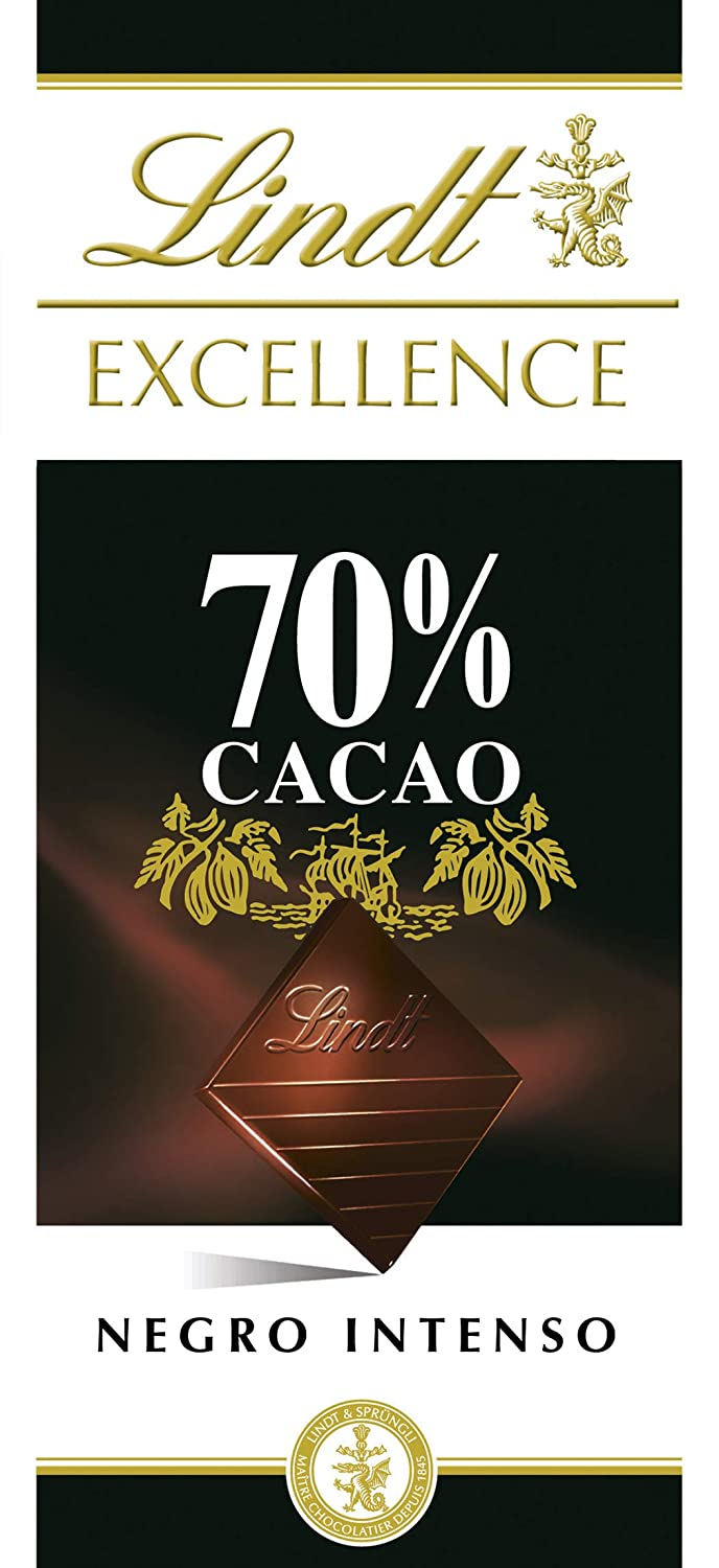 Lindt - Tableta Excellence 70% 100 g Tb