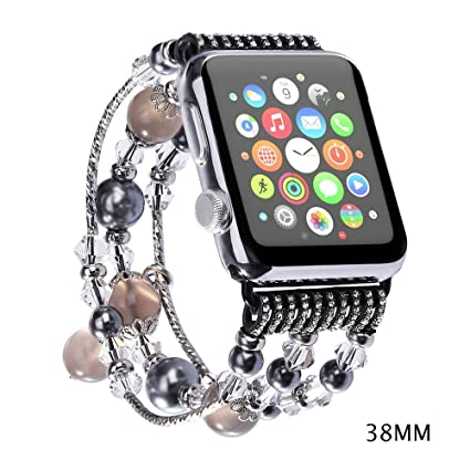 Amazon.com   JOMOQ Apple Watch Band bd918411c