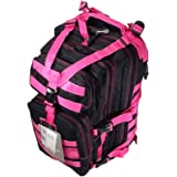 "19"" 2400cu.in. Tactical Hunting Camping Hiking Backpack ML118 HBKPK (Pink)"