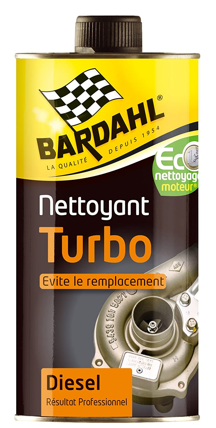 Bardhal 4777  Turbo Cleaner Canister SADAPS BARDAHL CORPORATION