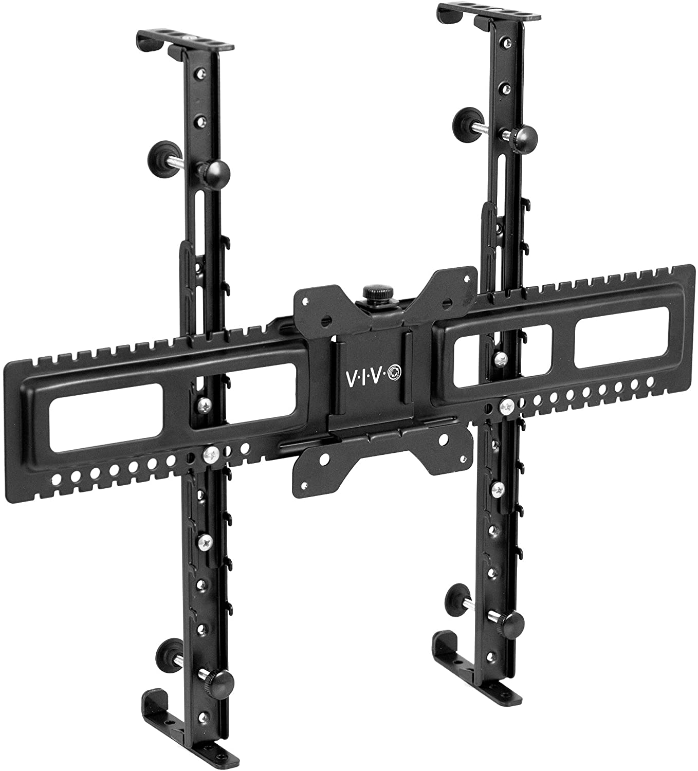 VIVO Universal Adapter VESA Mount Kit for 20 to 32 inch Flat and Curved Monitor Screens, 100x100mm Mounting Bracket (MOUNT-UVM01)