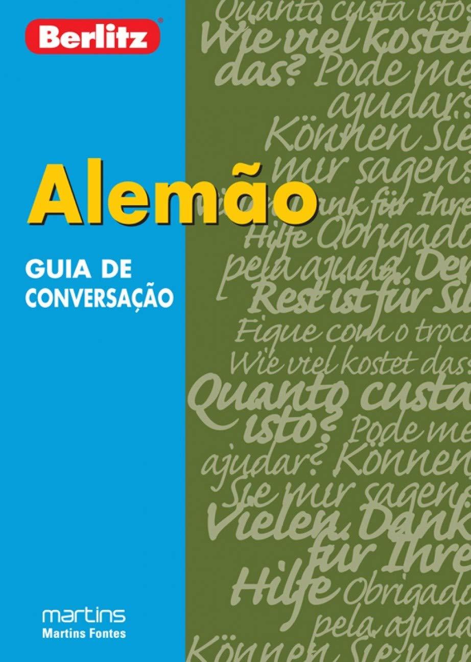 Guia de Conversação Berlitz. Alemão (Em Portuguese do Brasil) pdf epub