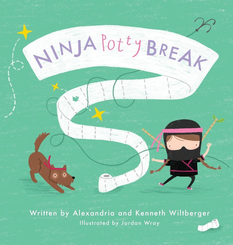 Ninja Potty Break: Amazon.es: Alexandria Wiltberger, Kenneth ...