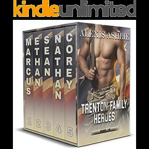 Trenton Family Heroes: Complete Box Set