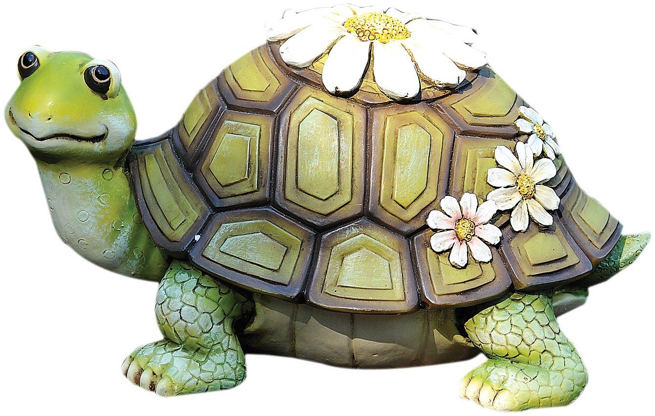 Joseph Studio 65901 Tall Turtle Statue, 5.25-Inch