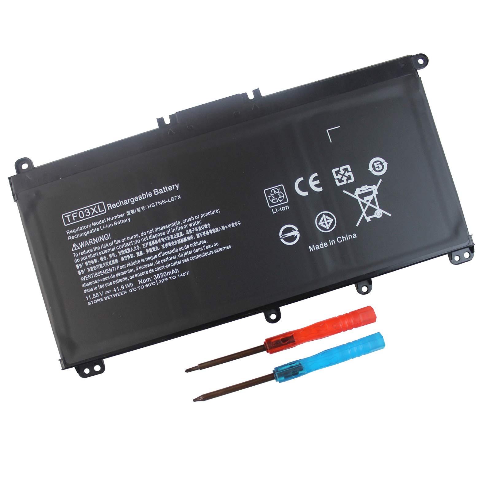 Bateria TF03XL 920070-855 HP Pavilion 15-CC023CL 15-CC050WM
