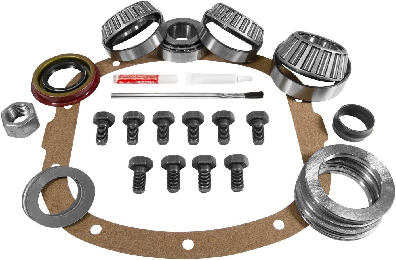 Yukon ZKGM7.5-B Master Overhaul Kit for GM 7.5//7.625 Differential