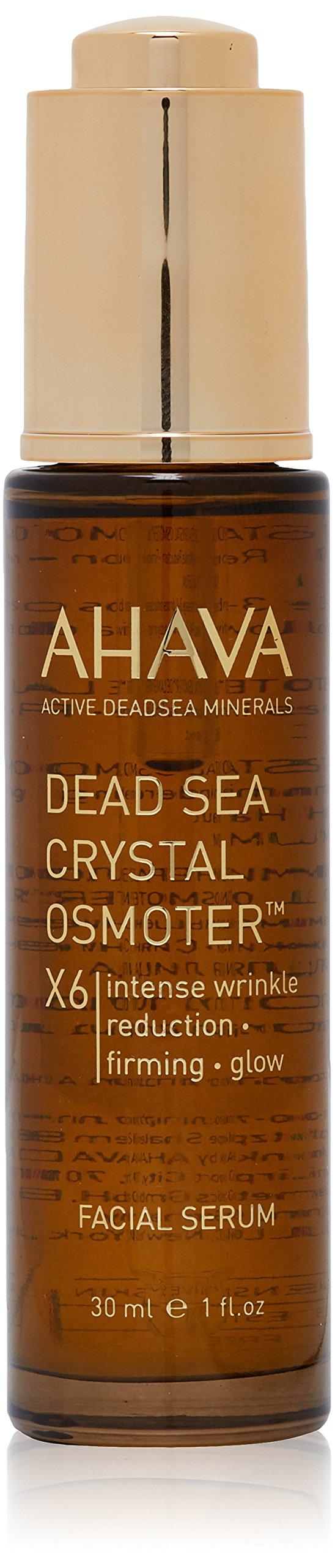 AHAVA Dead Sea Crystal Osmoter X6 Facial Serum, 1 fl.oz.