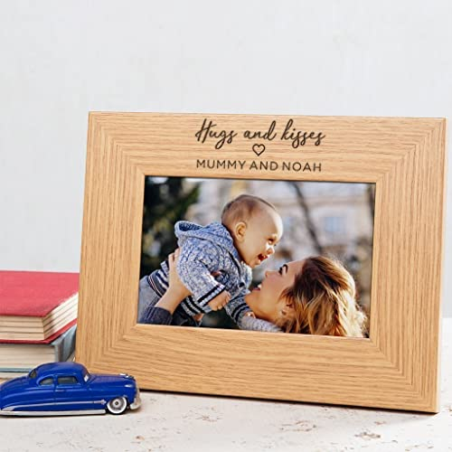 Amazoncom Mommy And Me Picture Framesmom Picture Frame From Son