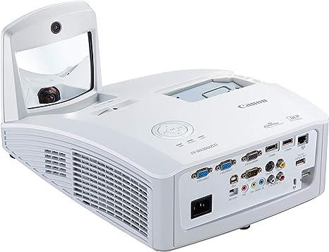 Canon LV-WX300USTi - Proyector DLP (1280 x 800, 3000 lúmenes, HDMI ...
