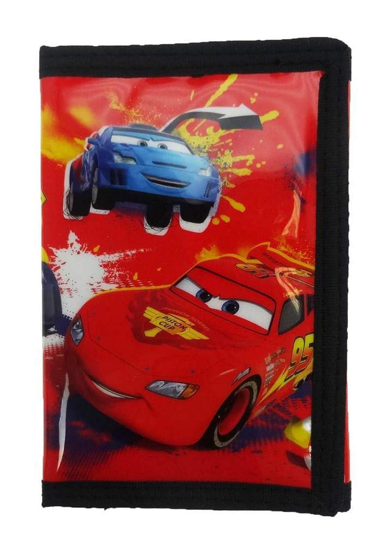 Disney Porte-Monnaie, Noir (Noir) - DCARS004014 Disney Cars