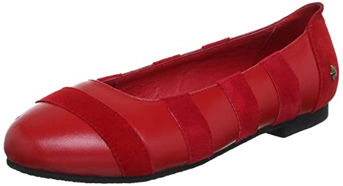 watch e865a 40a73 Lise Lindvig BECKY 131 214 50, Ballerine donna, Rosso (Rot ...