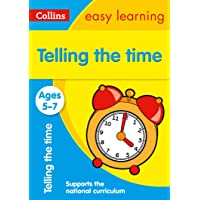 Telling the Time Ages 5-7: Ideal for Home Learning