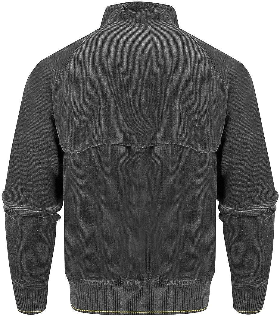 4ee63d02d53d Fila Vintage Corduroy Gold Edition  Full Zip Up Suede Jacket - XL   Amazon.co.uk  Clothing