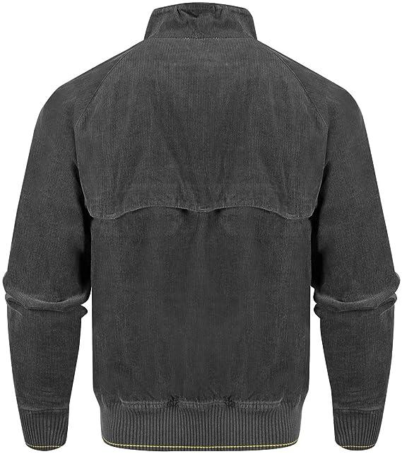 c600c7560bd1 Fila Vintage Corduroy Gold Edition  Full Zip Up Suede Jacket - XL   Amazon.co.uk  Clothing