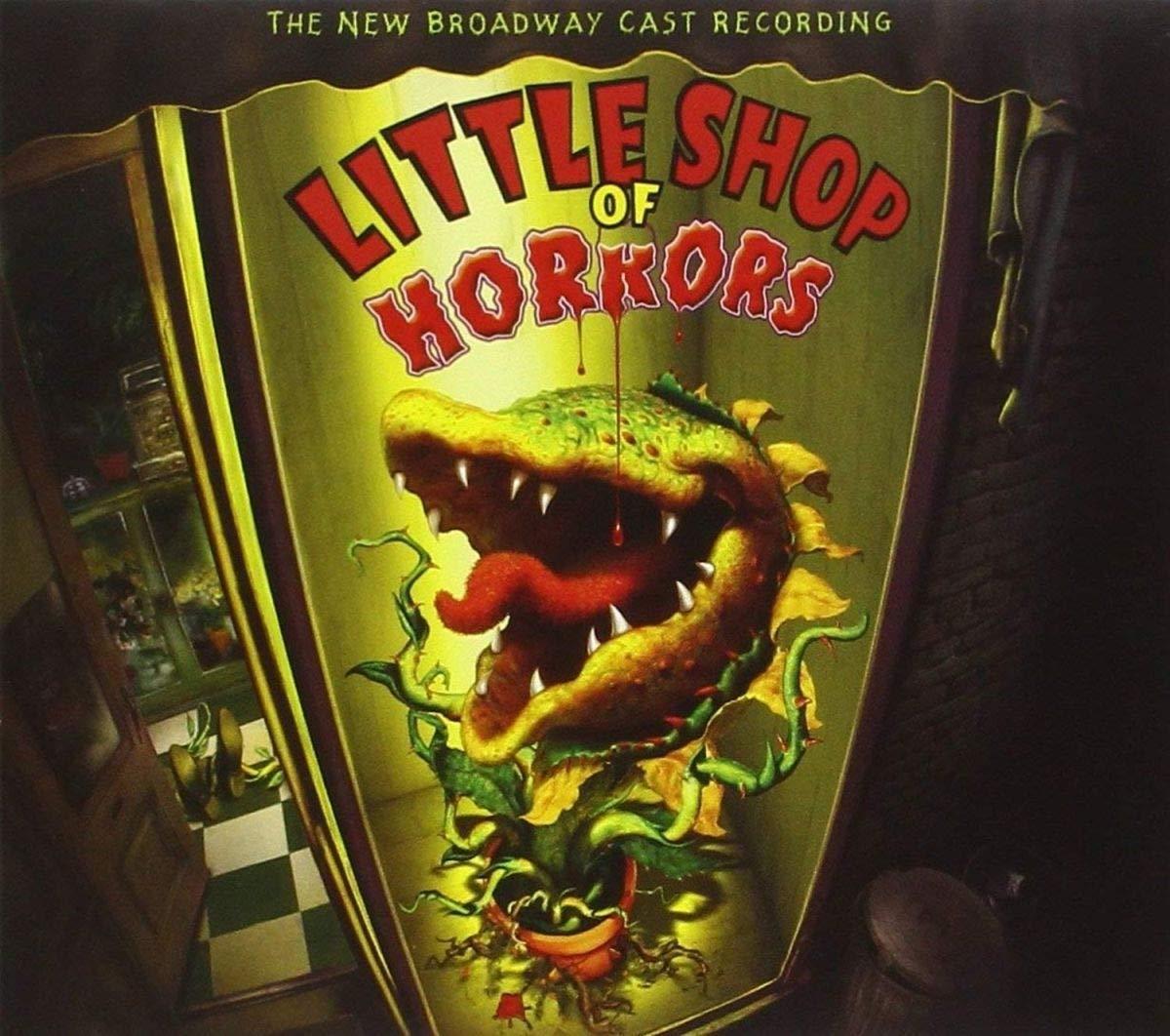Alan Menken, Howard Ashman, Kerry Butler - Little Shop of Horrors ...
