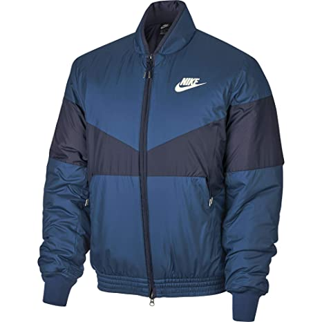 Nike M NSW Syn Fill BOMBR GX - Chaqueta, Hombre, Multicolor(Blue Force