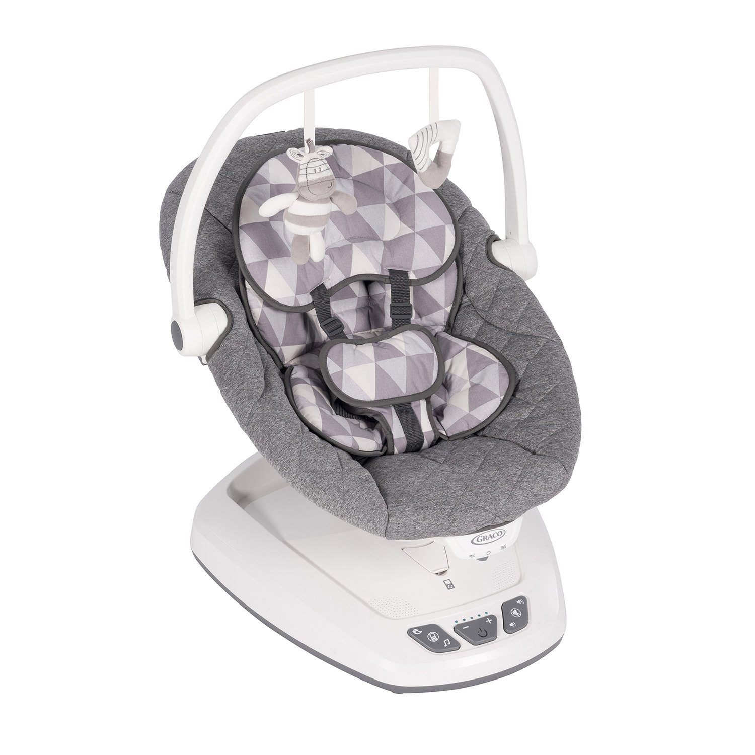 Graco Move with Me Infant Soother, Watney Newell Rubbermaid 2028785