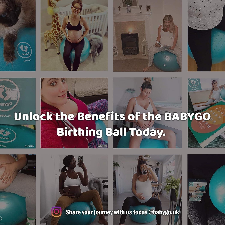 BabyGO 4-1 Bauchband Schwangerschaft St/ützend Schwarz Schwangerschaftsg/ürtel und Bauchgurt f/ür Nach Geburt Bauch 36-38 Symphysenlockerung R/ücken Becken S Ischias