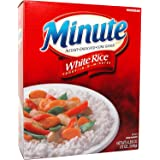 Minute White Rice, 72 oz (Pack of 4)