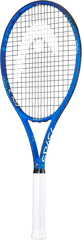 HEAD Spark Tour Raqueta de Tenis, Adultos Unisex, Azul, 3