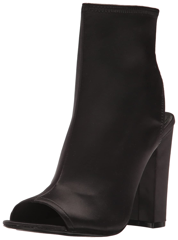 Steve Madden Women's Alta Ankle Bootie B01N78X3S3 9.5 B(M) US|Black