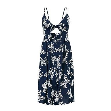 640f0796cae better-caress-high waist white mini dress Vintage Floral Print Spaghetti  Strap midi v