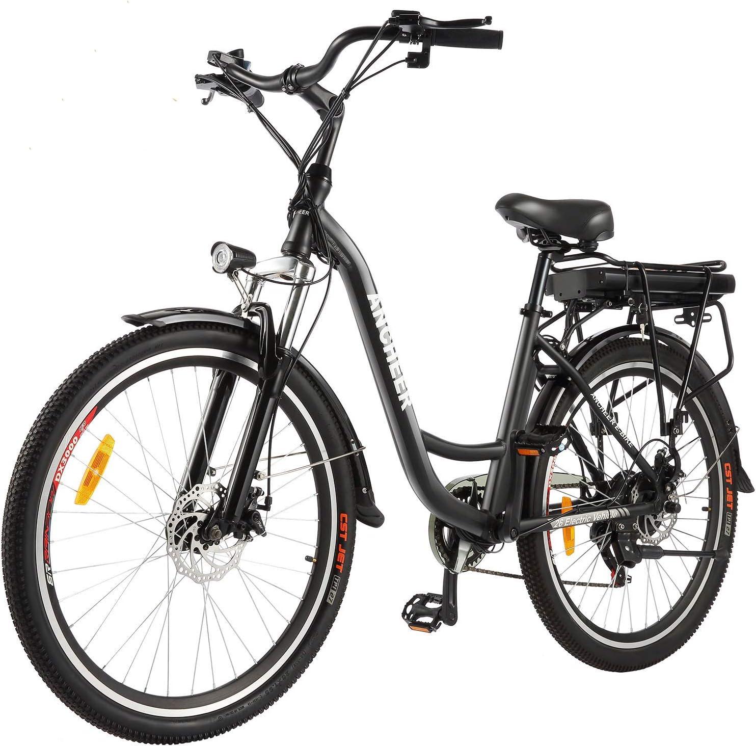 Mini bike Model-Red Ergonomic electric bike Speedrid Ebike