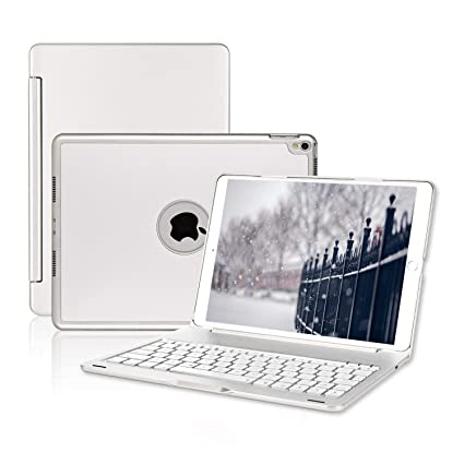 "eb0d5e39c18 ONHI Wireless Keyboard Case for iPad Air 2019 3rd Gen/iPad Pro 10.5""  2017"