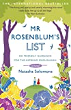 Mr Rosenblum's List: or Friendly Guidance for the Aspiring Englishman