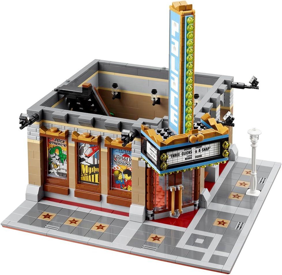 Lego Creator Palace Cinema 10232 Brand New Factory Sealed Retired Modular
