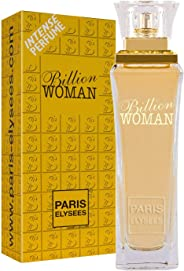 Eau de toilette Paris Elysees Billion Woman 100 ml, Paris Elysees