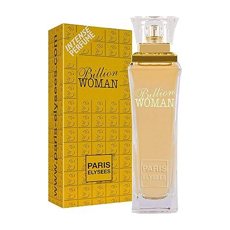 Femme De Billion Toilette Parfum Eau Elysees 100 Paris Ml Woman Yb76vyfg