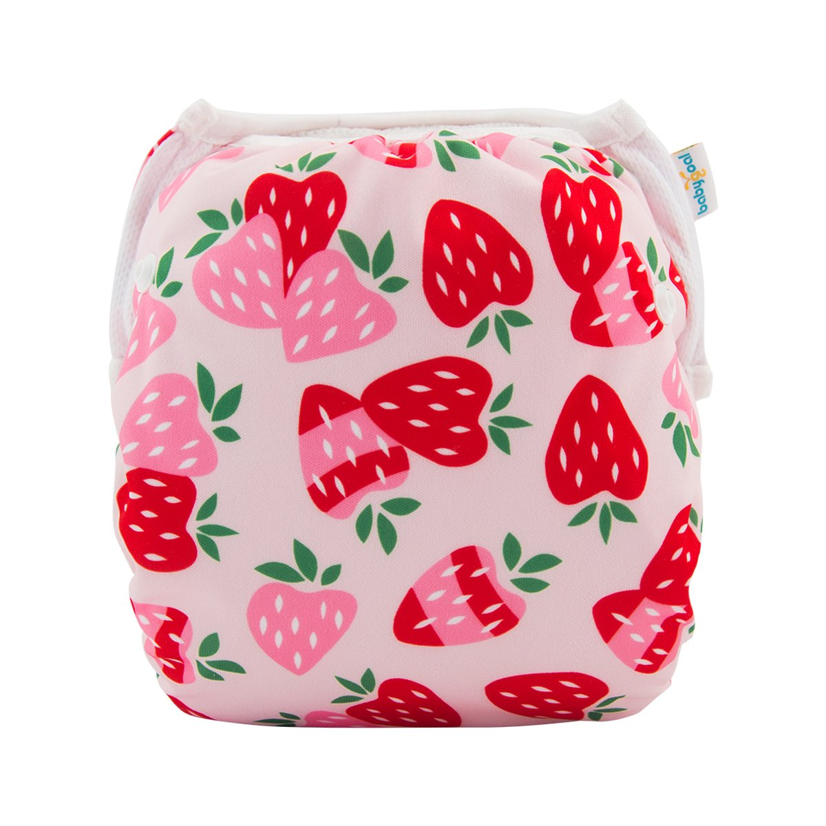 Washable and Adjustable for Babies 0-2 Years Baby Shower Gift /& Swimming Lessons babygoal Baby Reusable Swim Diaper